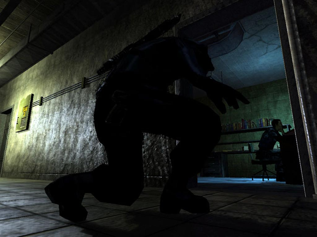 Tom Clancy´s Splinter Cell Chaos Theory (STEAM /RU/CIS)