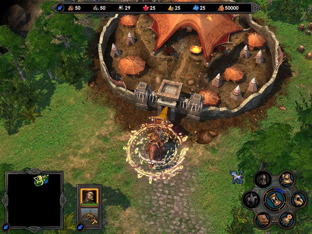 how to connect heroes might and magic from steam online