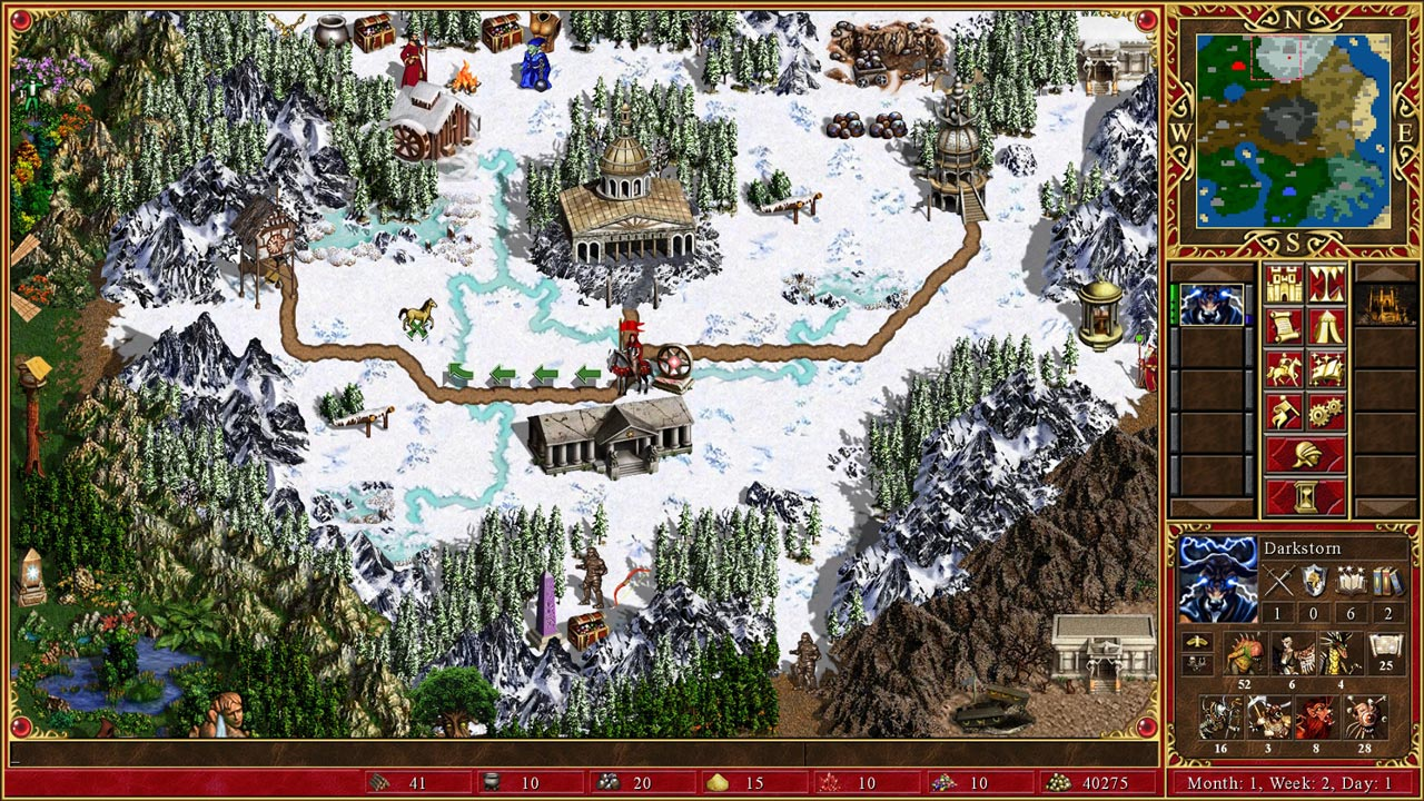 Heroes of Might & Magic III 3: HD Edition (STEAM / ROW)