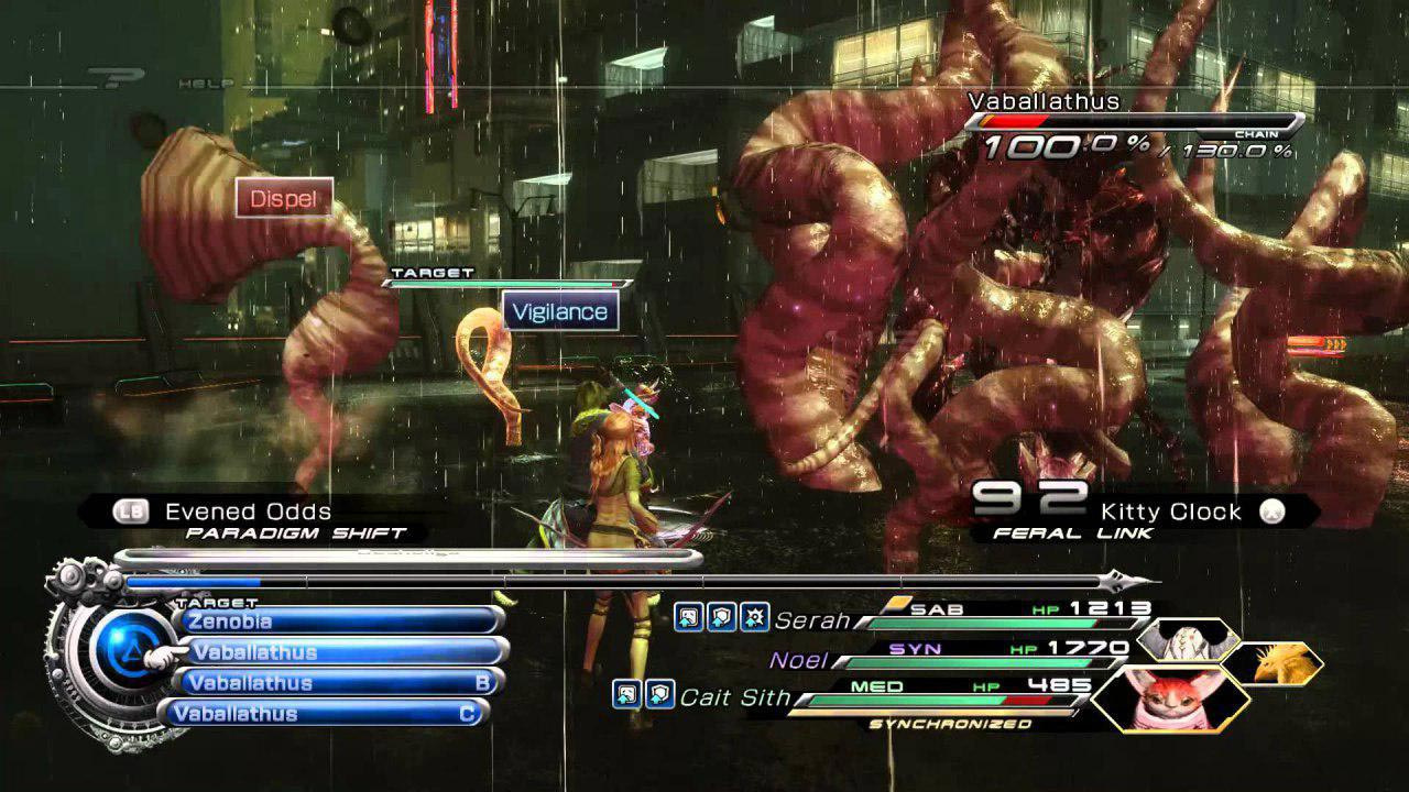 FINAL FANTASY XIII-2 13-2 (STEAM GIFT / RU/CIS)