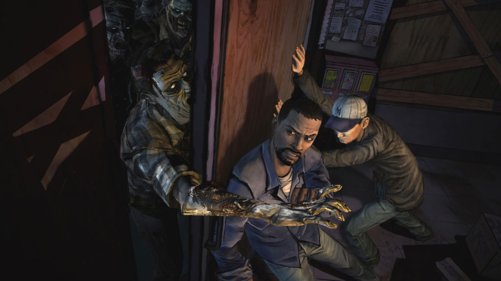 The Walking Dead: Season 1 (STEAM KEY / REGION FREE)