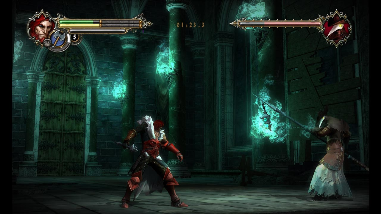 Castlevania: Lords of Shadow Mirror of Fate HD (STEAM)