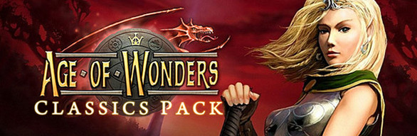 Age of Wonders 1 + 2 + Shadow Magic Classic Pack /STEAM