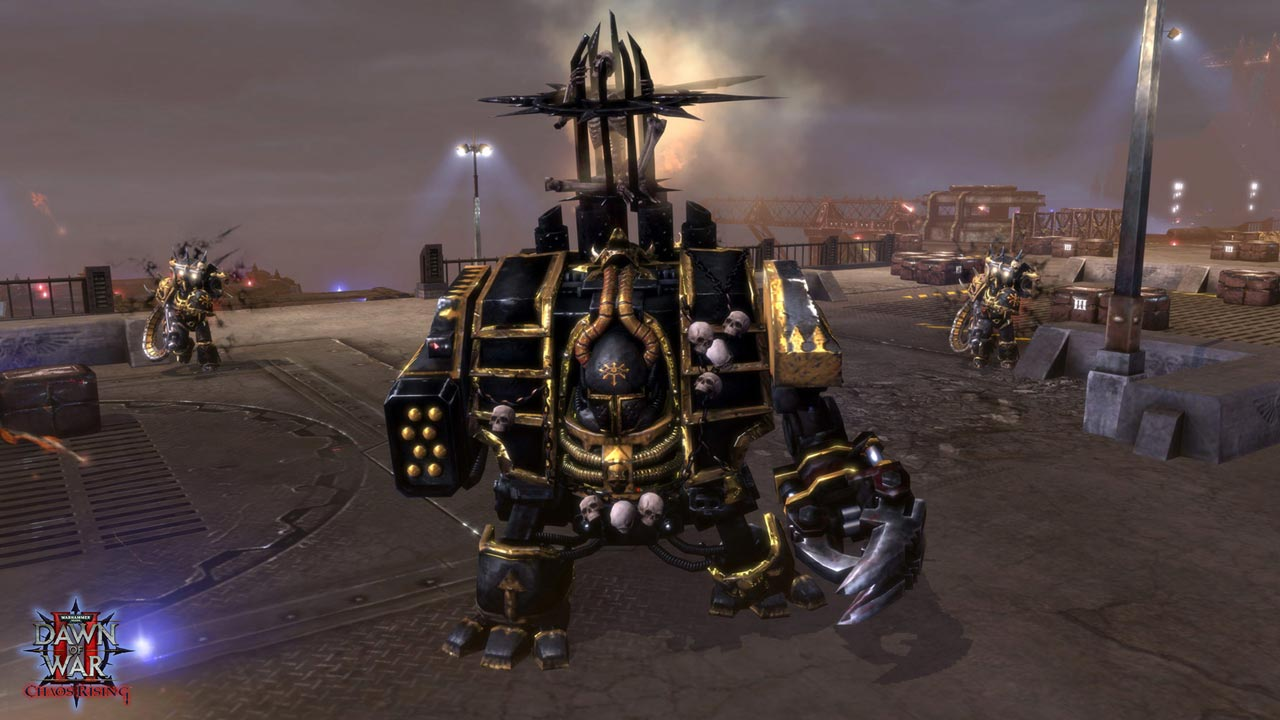 Warhammer 40,000: Dawn of War II Chaos Rising (STEAM)