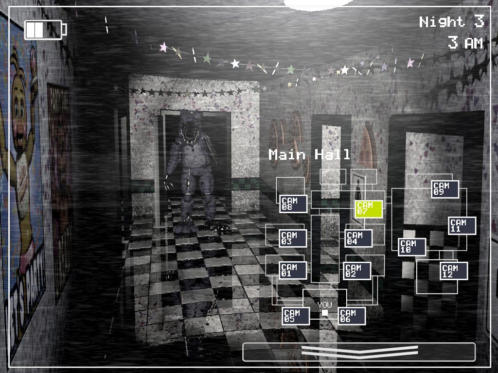 Five Nights at Freddy´s 2 (STEAM GIFT / RU/CIS)
