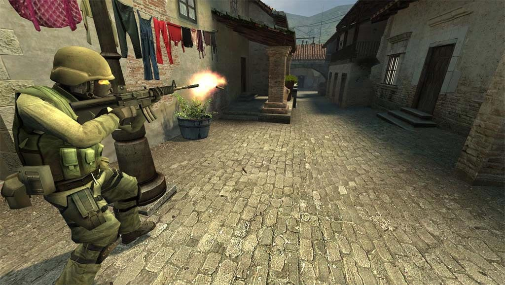 Counter-Strike Source + Multiplayer Pack (3 in 1) STEAM