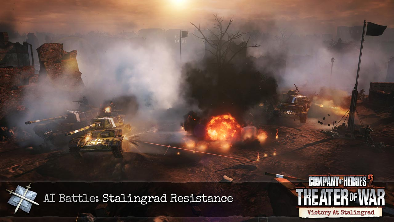 Company of Heroes 2: Victory at Stalingrad Mission Pack
