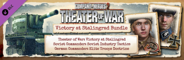 Company of Heroes 2 - Victory at Stalingrad Bundle DLC