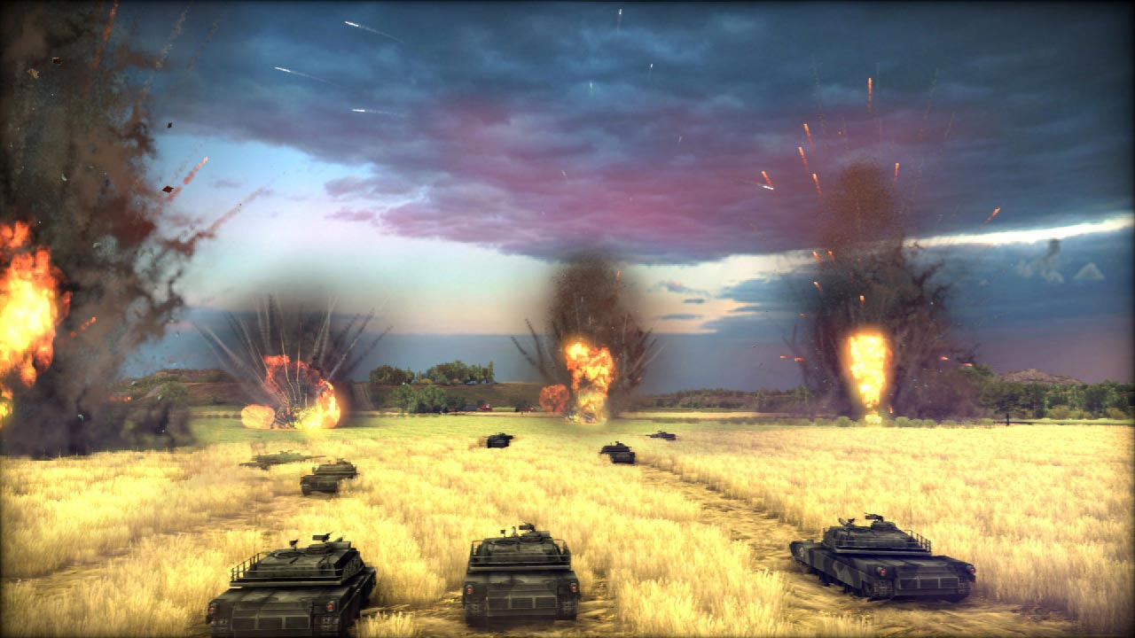 Wargame: Airland Battle (STEAM GIFT / RU/CIS)
