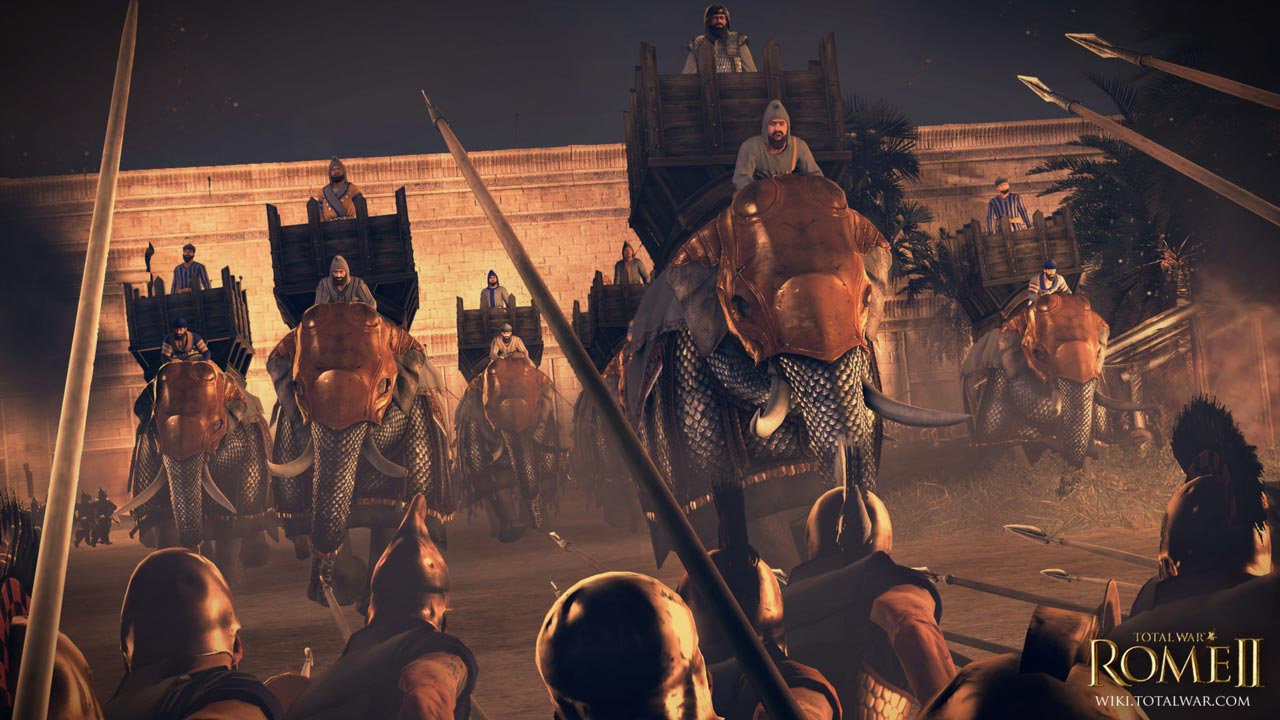 Total War: ROME II Emperor Edition (STEAM GIFT /RU/CIS)
