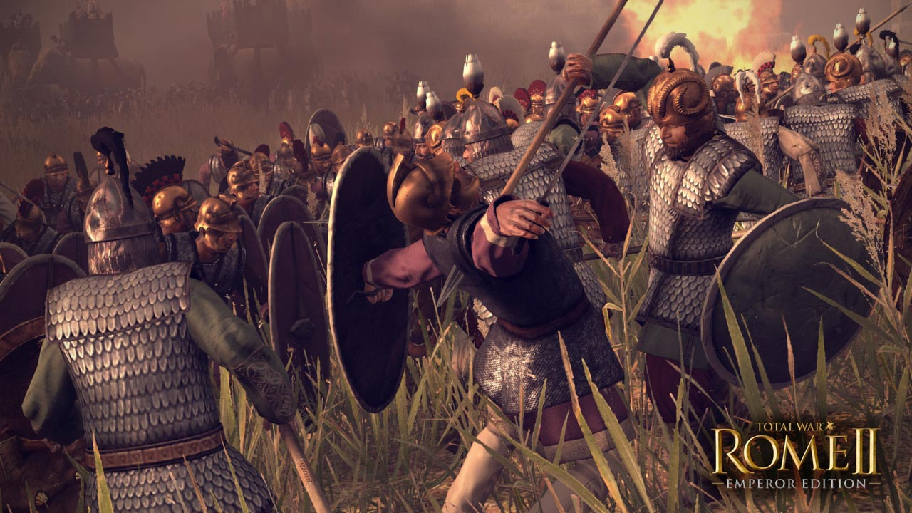Total War: Rome II - Emperor Edition (STEAM KEY/RU/CIS)