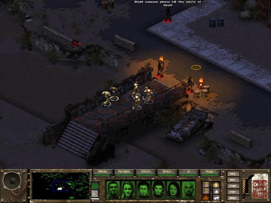 Fallout Tactics: Brotherhood of Steel (STEAM GIFT)