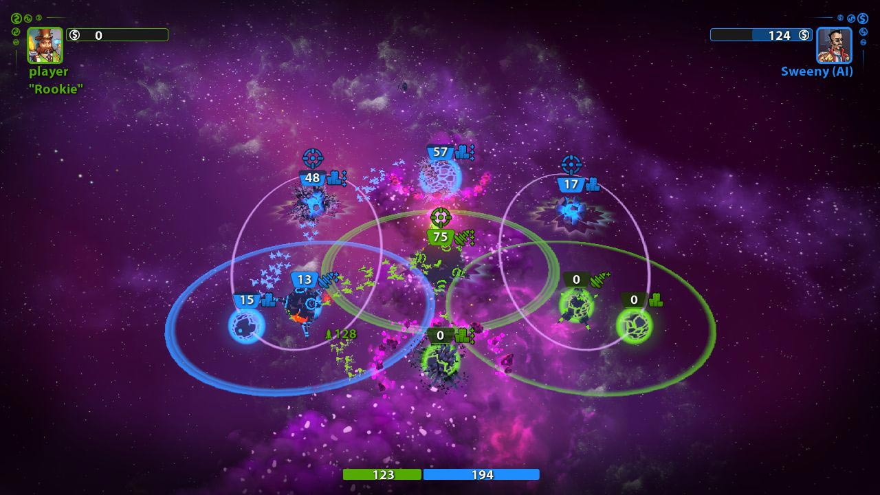 Planets Under Attack (STEAM KEY / ROW / REGION FREE)