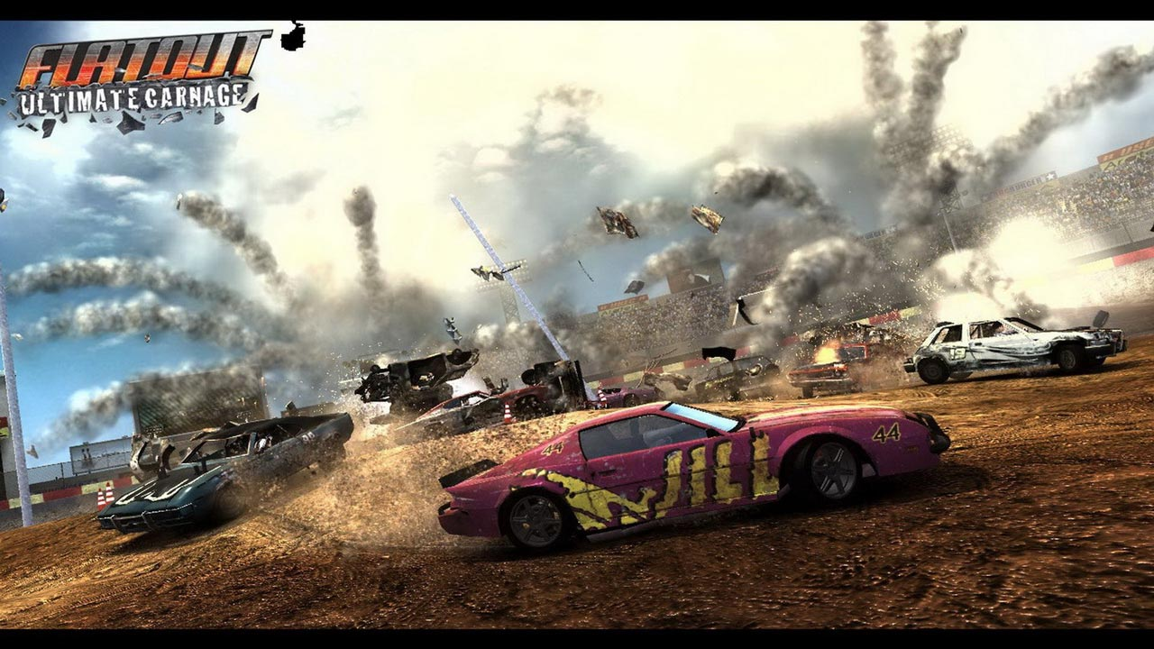FlatOut: Ultimate Carnage (STEAM GIFT / RU/CIS)