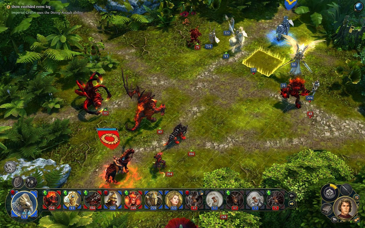 Might and Magic: Heroes VI Gold (3 in 1) STEAM GIFT