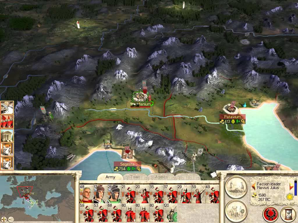 Rome: Total War + Barbarian Invasion (Collection) STEAM