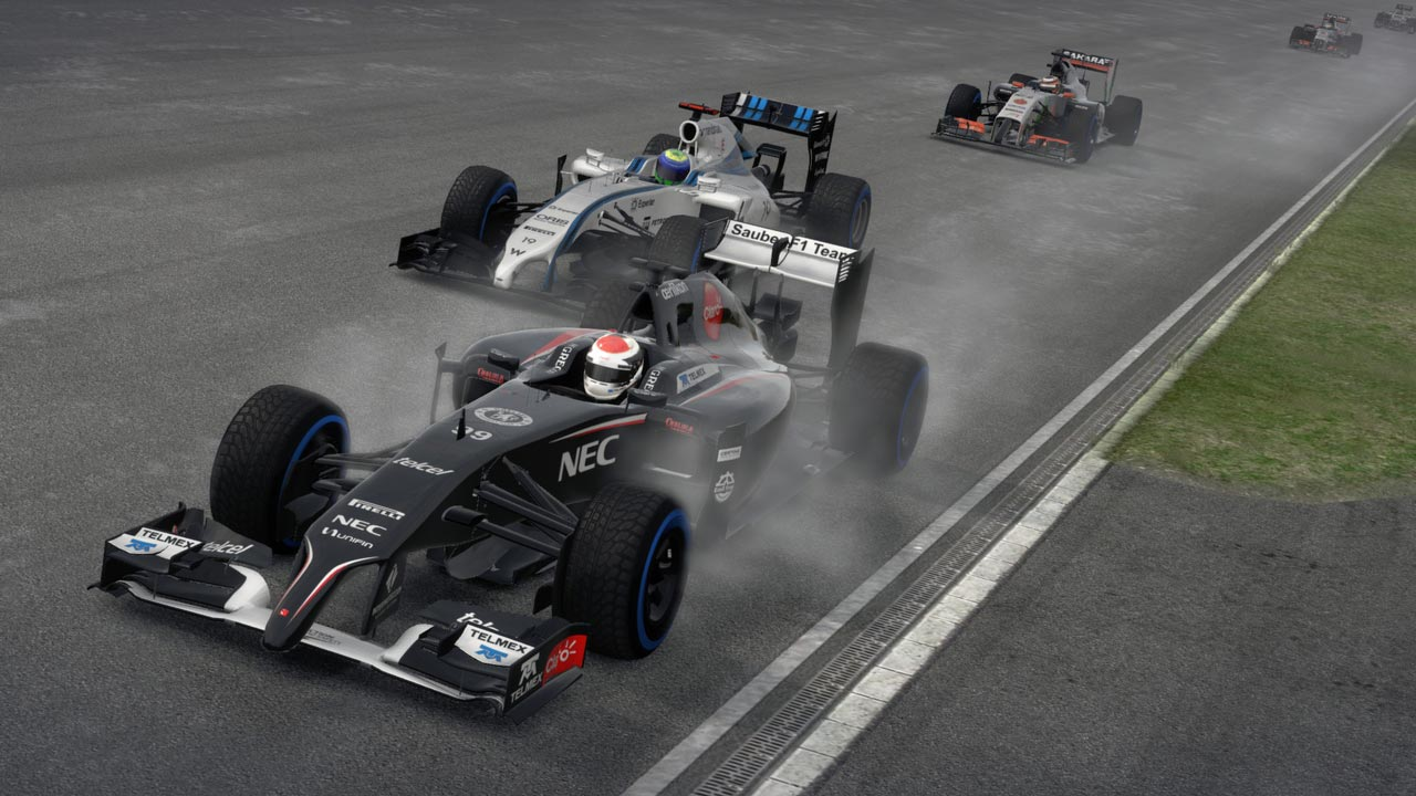 F1 2014 / Formula 1 2014 (STEAM GIFT / RU/CIS)