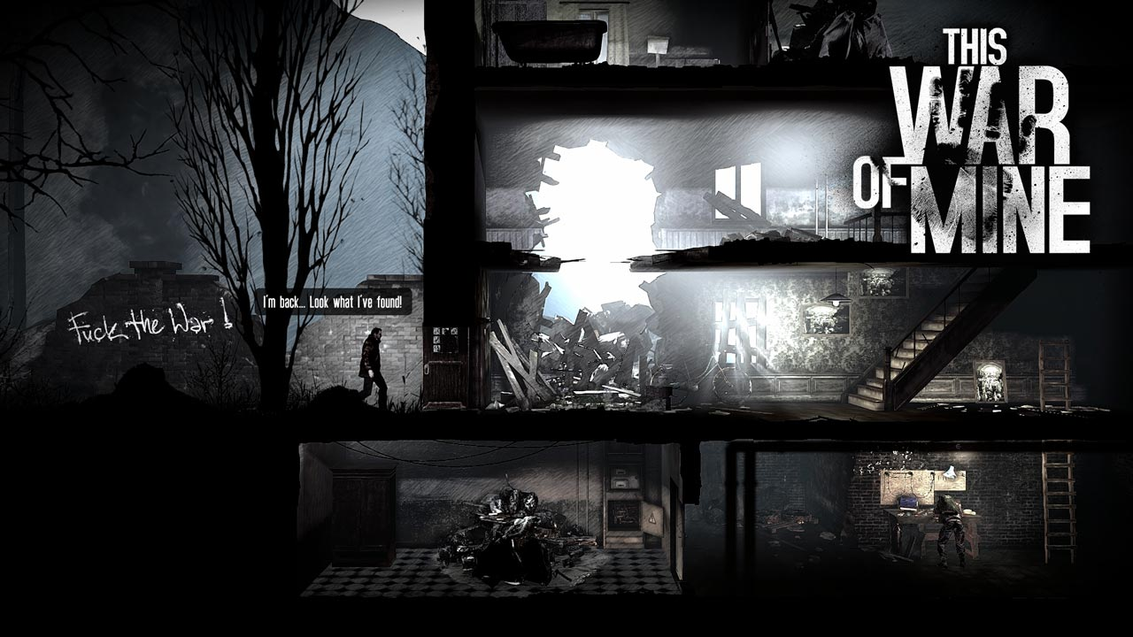 This War of Mine (STEAM GIFT / RU/CIS)