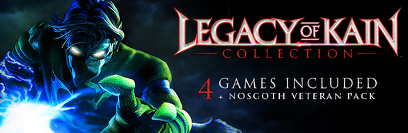 Legacy of Kain Collection (4 in 1) Steam Gift / RU/CIS