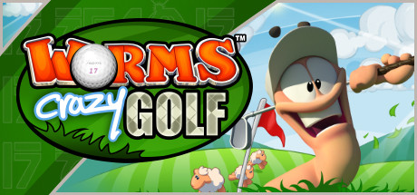 Worms Crazy Golf  (HB Gift / ROW)
