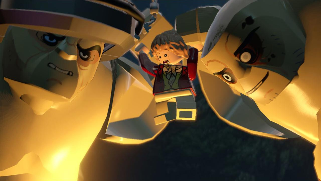LEGO The Hobbit (STEAM GIFT / RU/CIS)