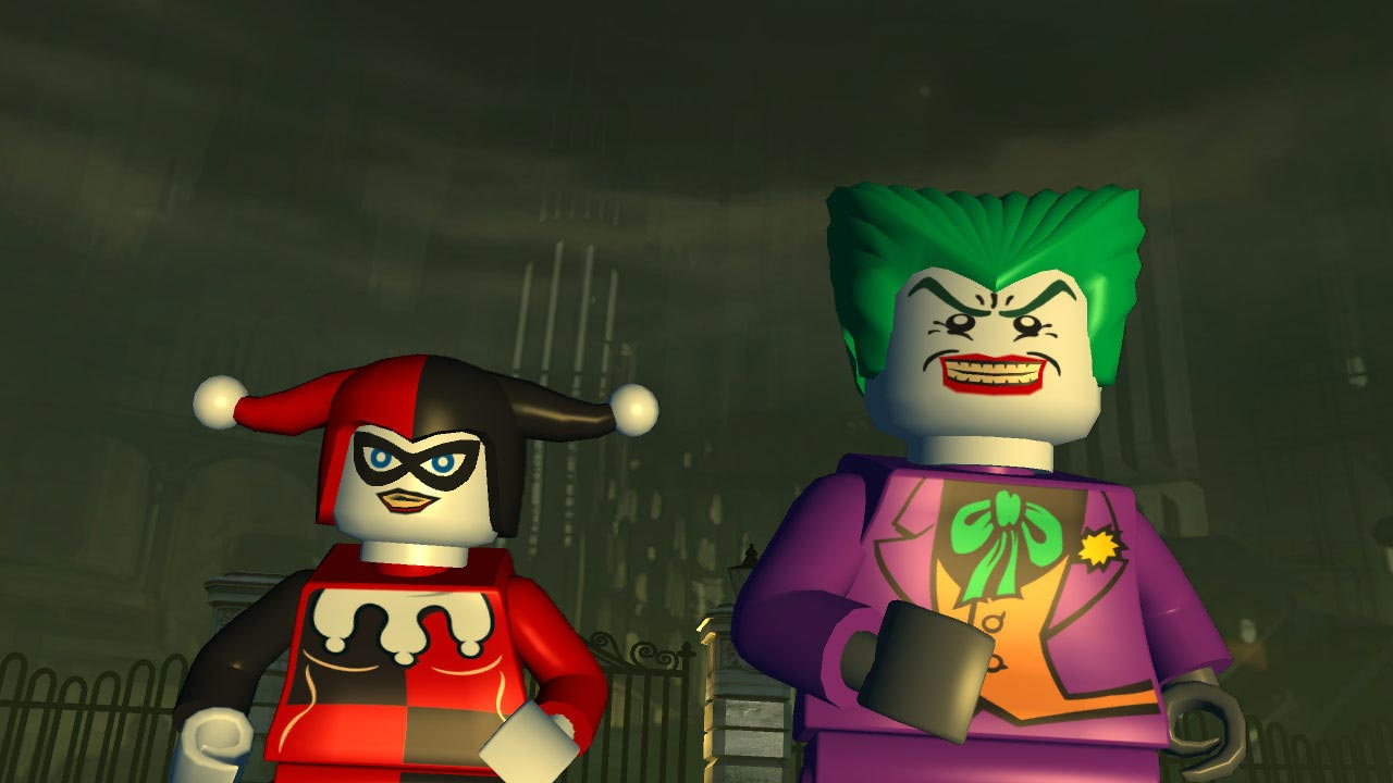LEGO Batman Trilogy (1+ 2 + 3 Beyond Gotham) STEAM GIFT