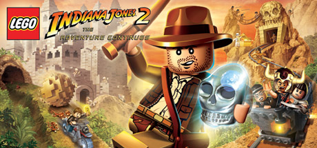 LEGO Indiana Jones 2: The Adventure Continues (STEAM)