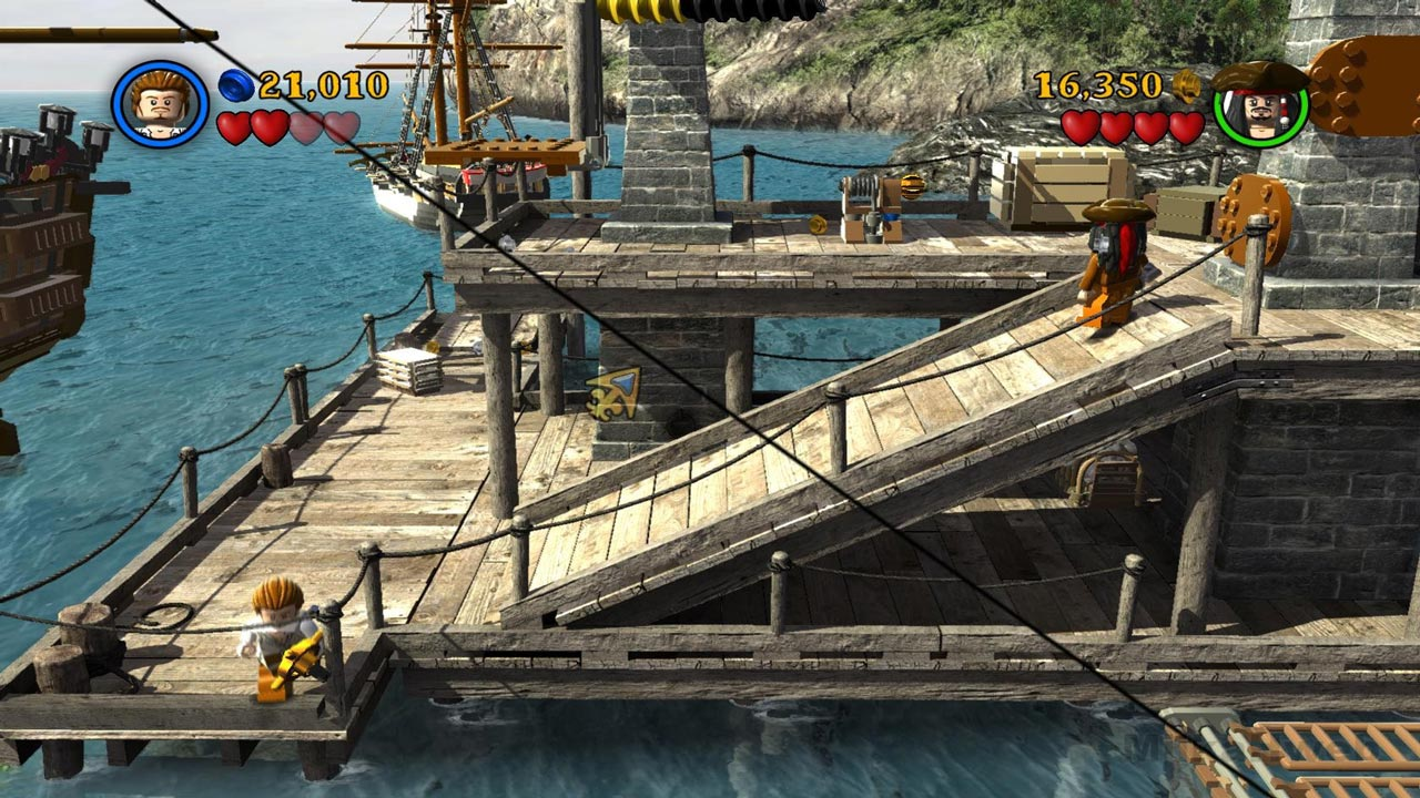 LEGO Pirates of the Caribbean: The Video Game (STEAM)