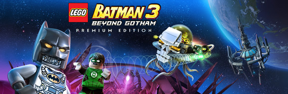 LEGO Batman 3: Beyond Gotham Premium Edition (STEAM)