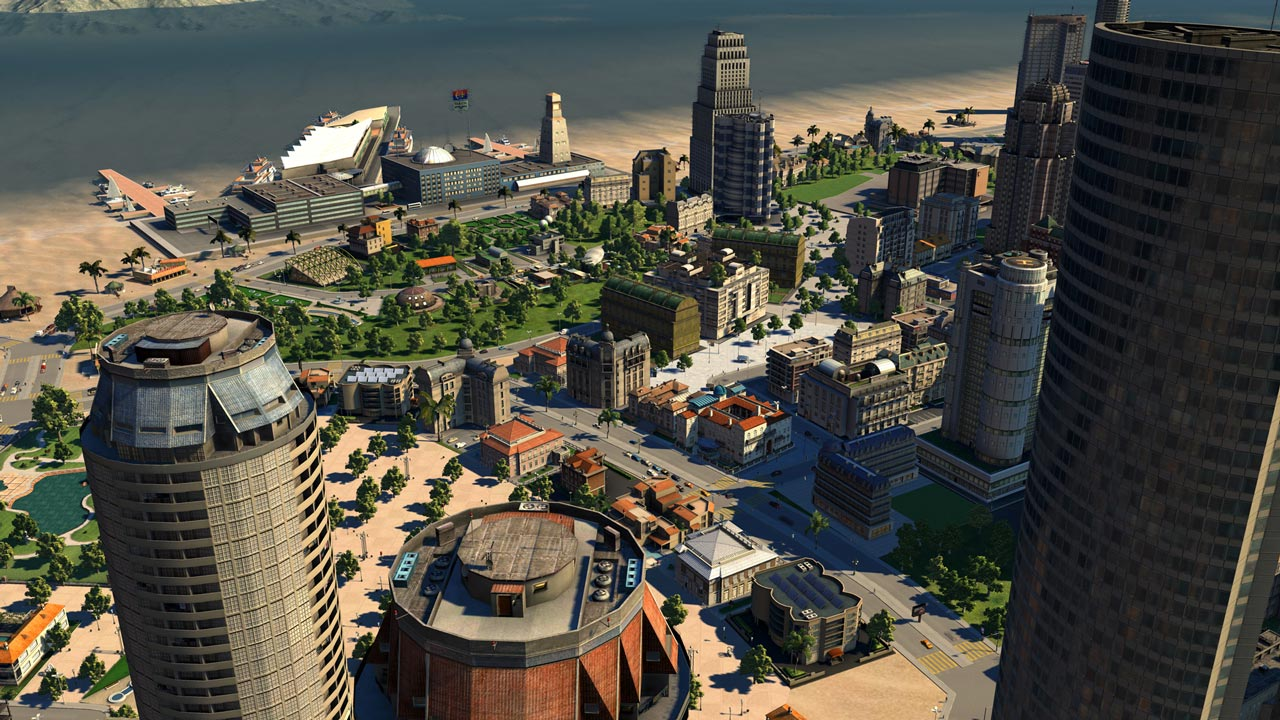 Cities XXL (STEAM GIFT / RU/CIS)