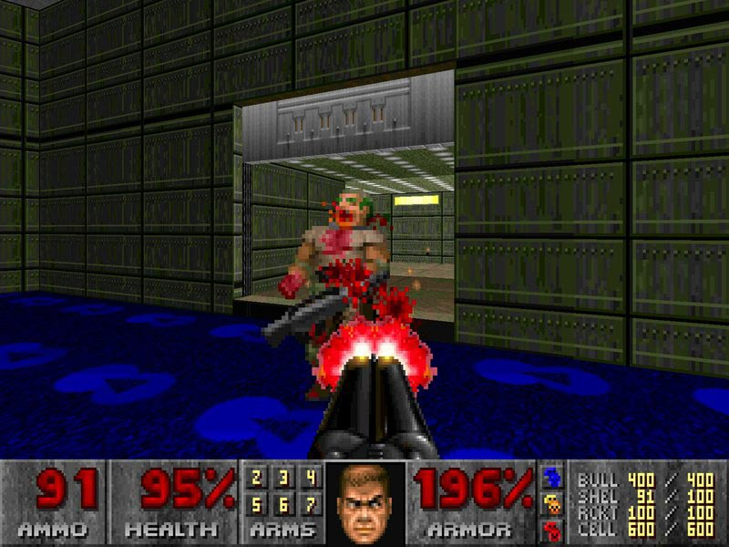 DOOM II 2 (STEAM GIFT / RU/CIS)