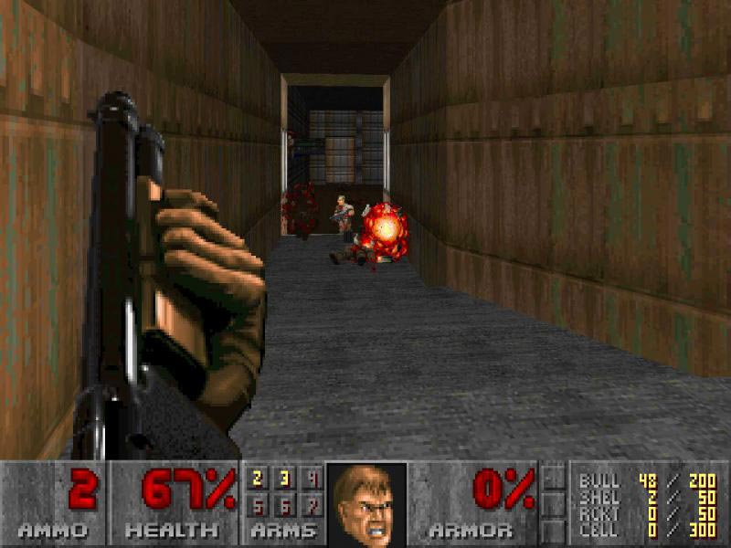 DOOM II 2 (STEAM KEY / RU/CIS)