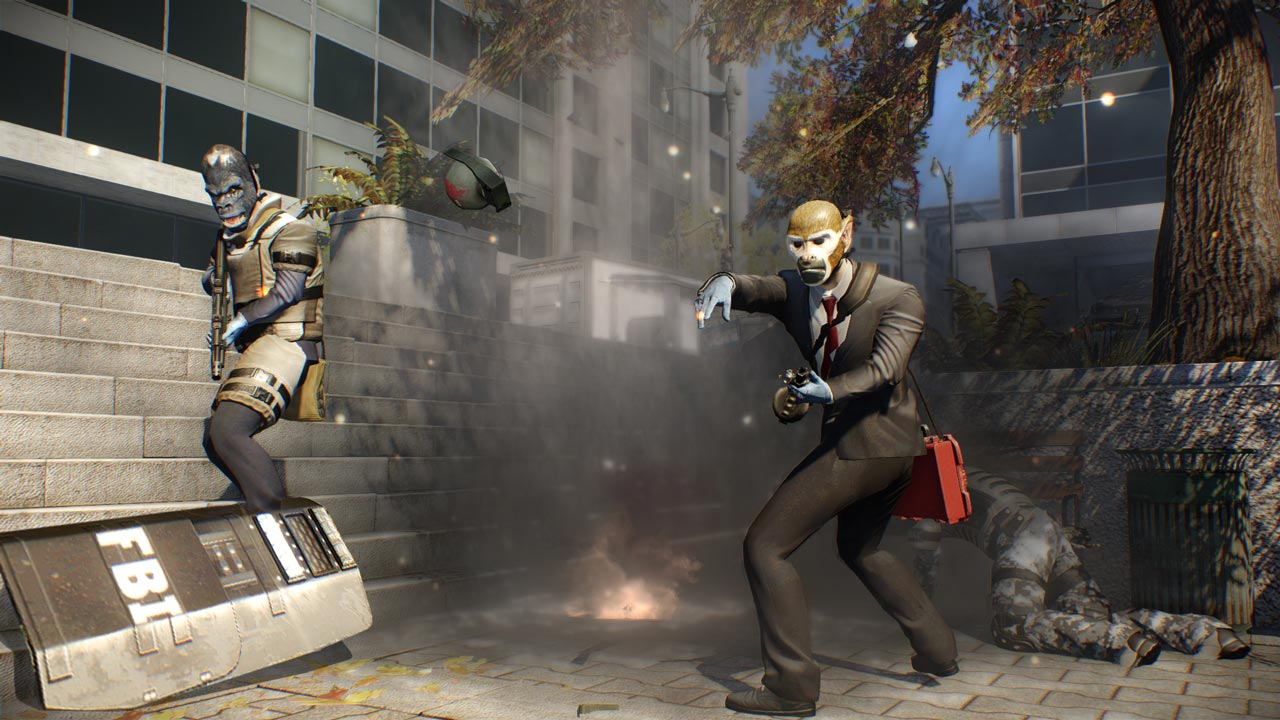 PAYDAY 2: Gage Shotgun Pack (DLC) Steam Gift / RU/CIS