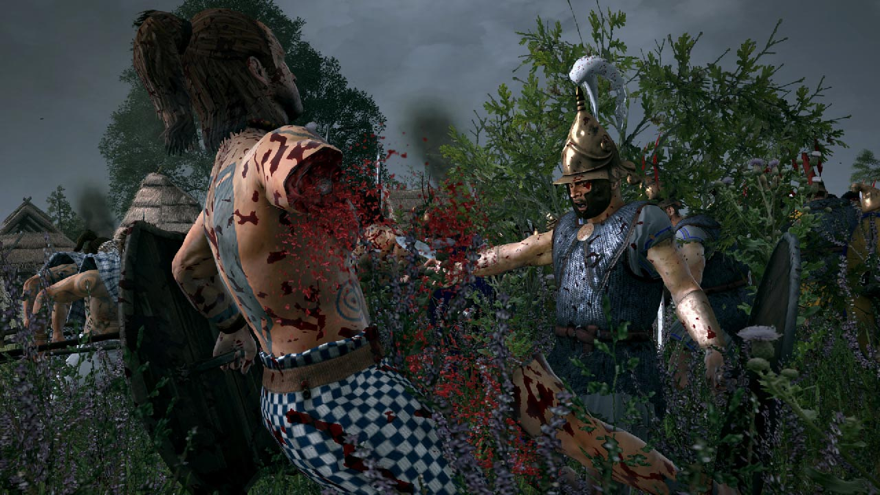 Total War: ROME II - Blood & Gore (Bloodpack) DLC/STEAM
