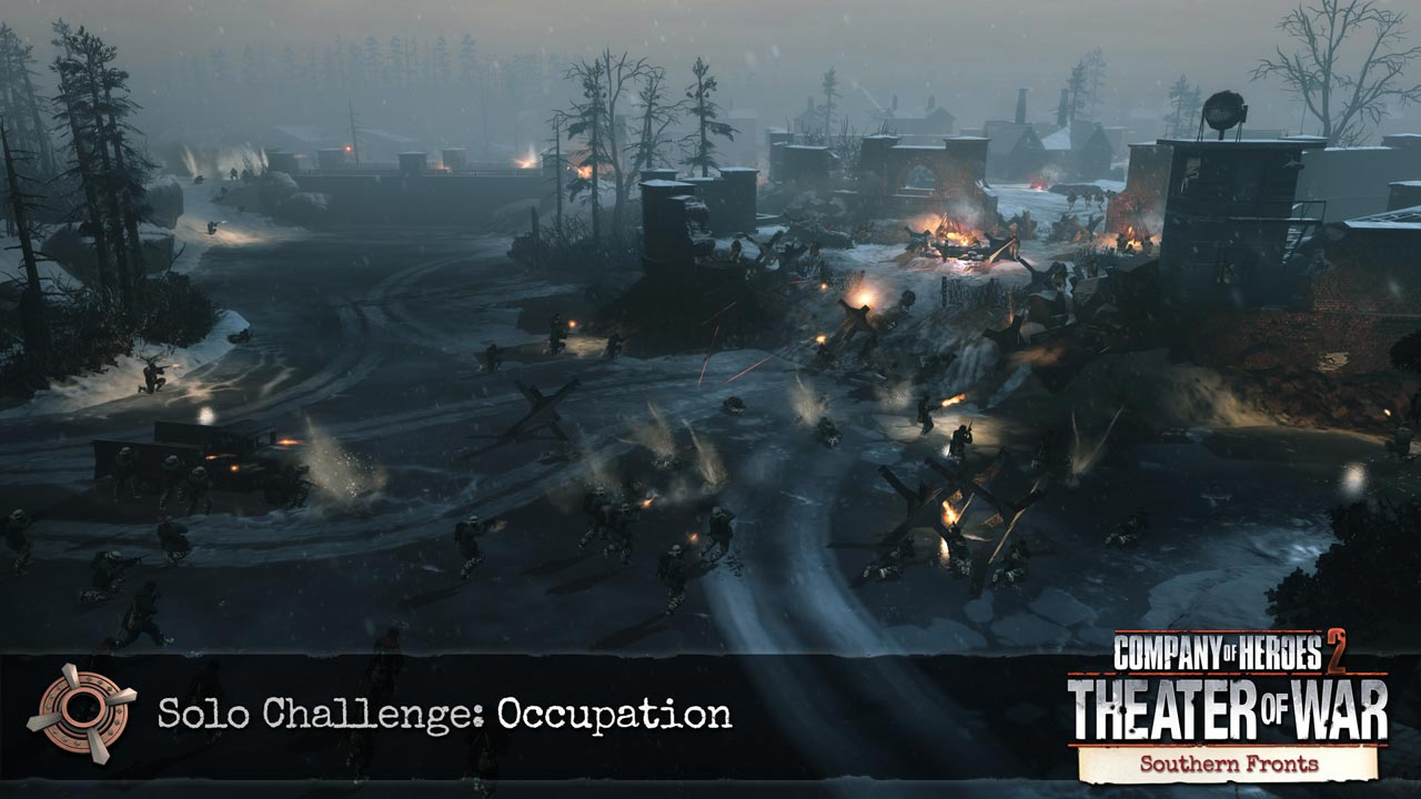 Company of Heroes 2: Southern Fronts Mission Pack (DLC)