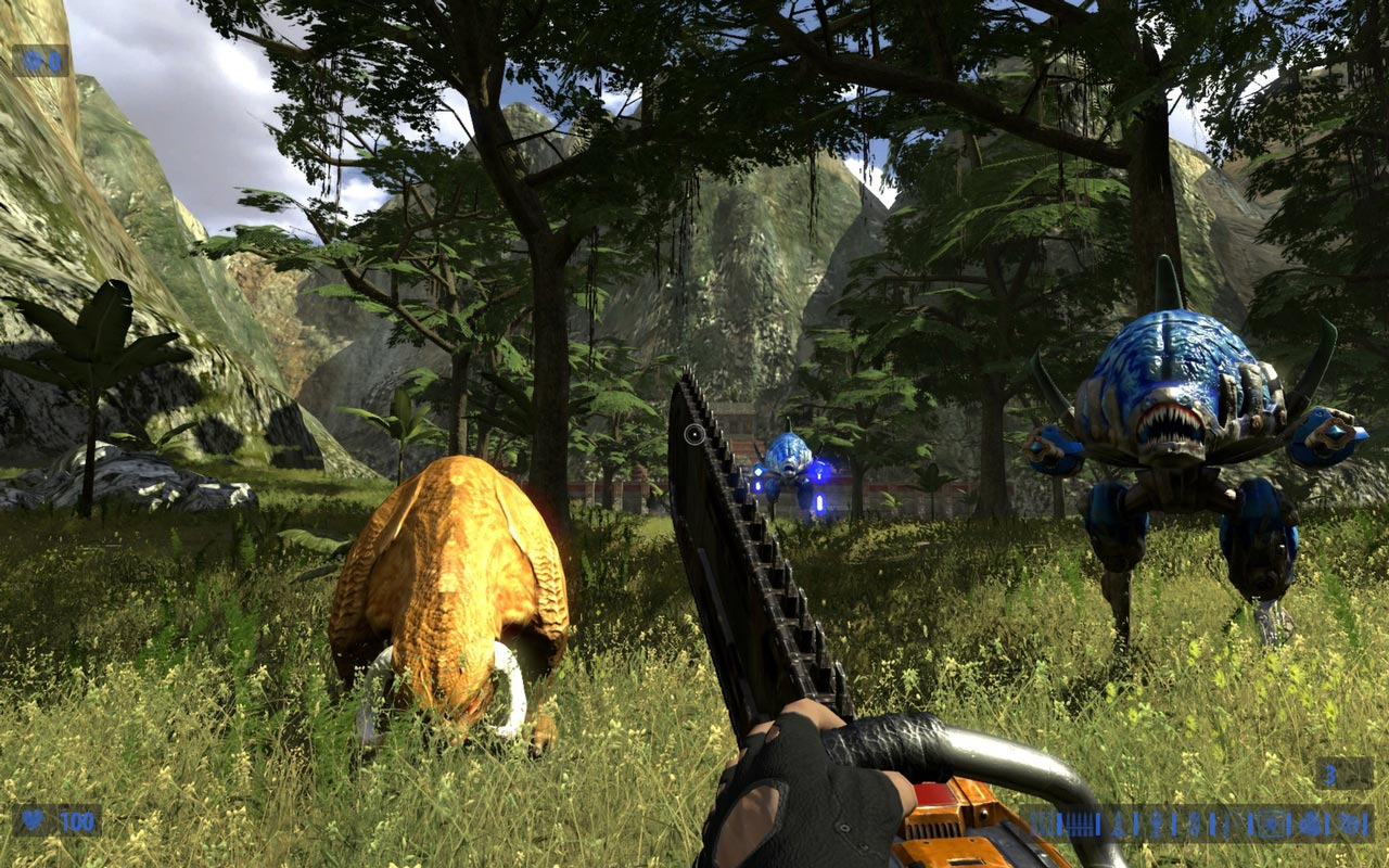 Serious Sam HD: The Second Encounter (STEAM / RU/CIS)