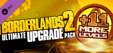 Borderlands 2: Ultimate Vault Hunters Upgrade Pack ROW