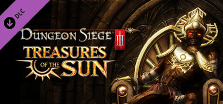 Dungeon Siege III Treasures of the Sun (DLC) STEAM GIFT