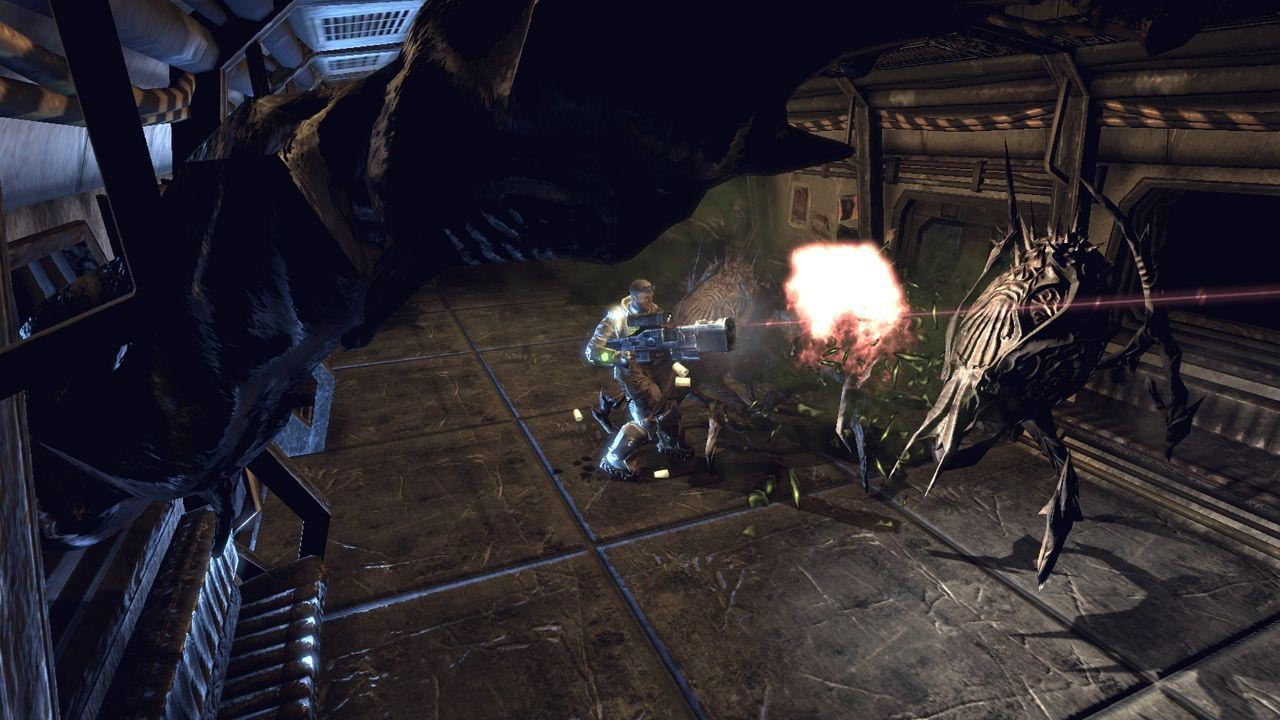 Alien Breed Trilogy: Impact + Assault + Descent (STEAM)