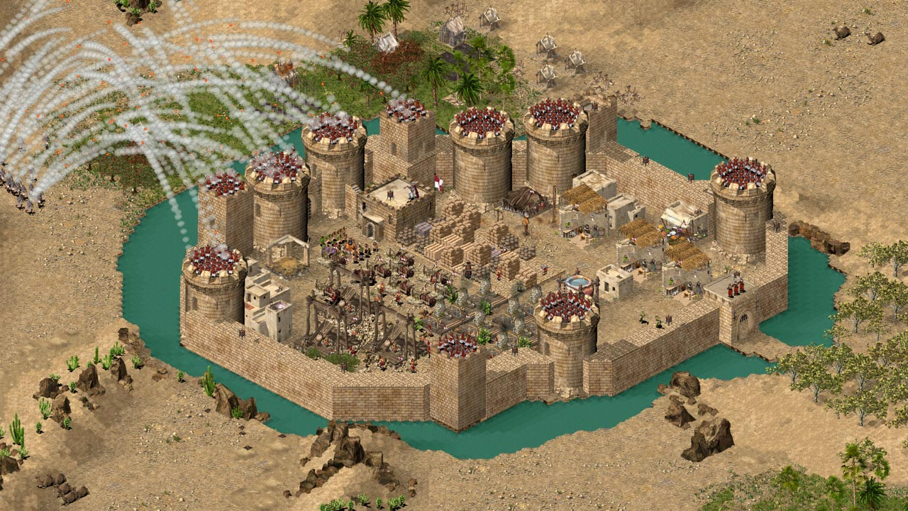 Stronghold Crusader HD (STEAM GIFT / RU/CIS)