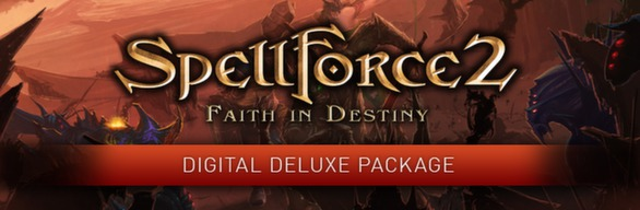 SpellForce 2 - Faith in Destiny Digital Deluxe (STEAM)