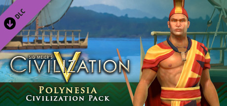 Civilization V Scenario Pack: Polynesia (DLC) STEAM
