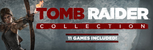 Tomb Raider Collection (37 in 1) STEAM GIFT / RU/CIS