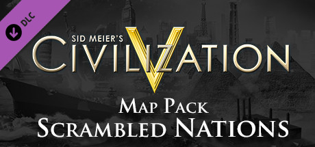 Civilization V: Scrambled Nations Map Pack (DLC) STEAM