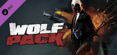 PAYDAY The Heist: Wolfpack DLC (STEAM GIFT / RU/CIS)