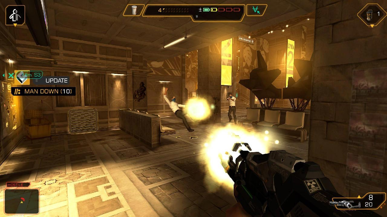 Deus Ex: The Fall (STEAM GIFT / RU/CIS)