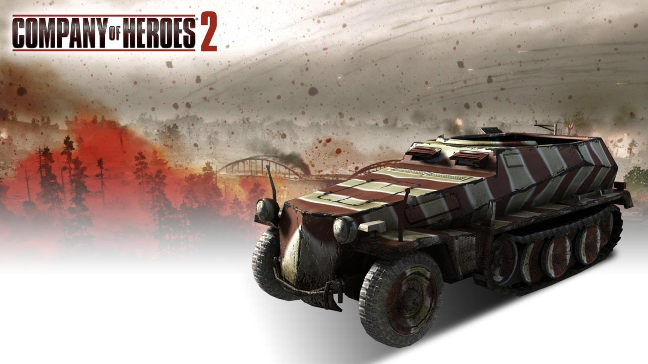Company of Heroes 2 - Starter Camo Bundle (DLC) STEAM