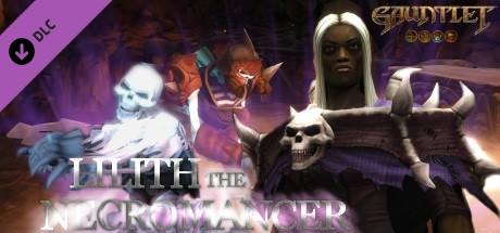 Gauntlet - Lilith the Necromancer Pack (DLC) STEAM