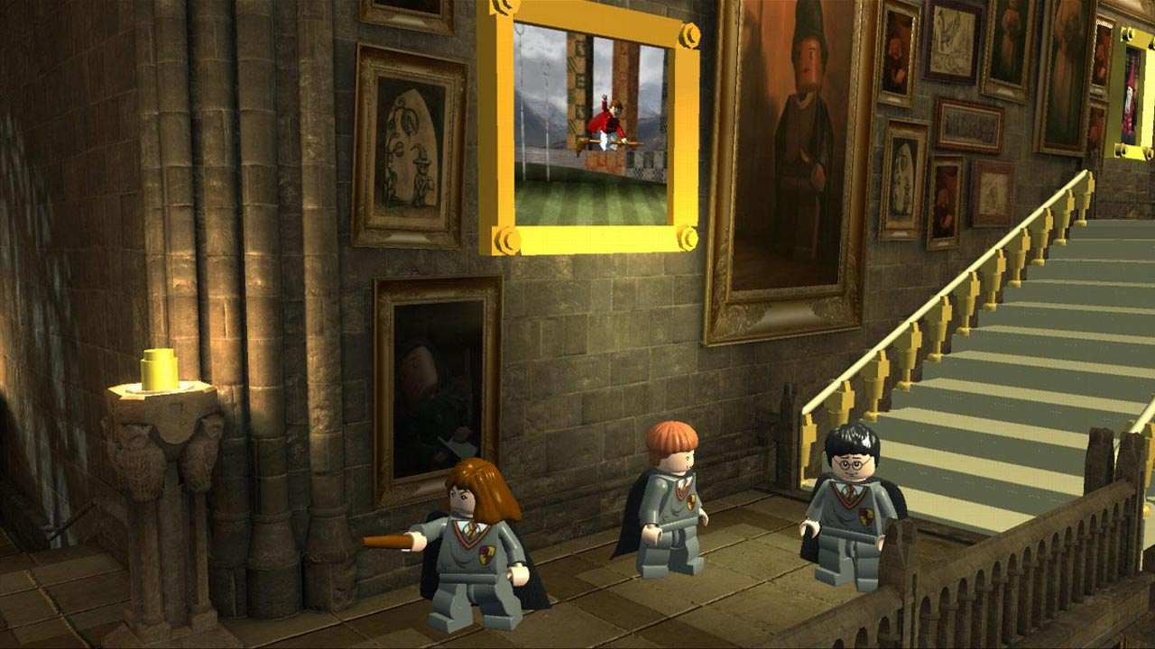 LEGO Harry Potter: Years 1-4 (STEAM GIFT / RU/CIS)