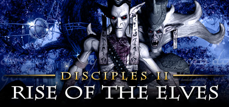 Disciples II: Rise of the Elves (STEAM KEY / RU/CIS)